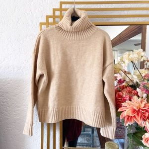 REVOLVE Lovers + Friends Turtleneck Sweater